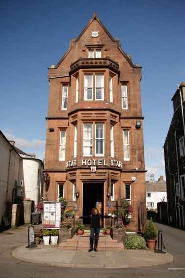 The Star Hotel - In the Guinness Book Of Records for being The Narrowest Hotel In the World